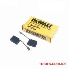 Щетки графитовые (Угольные) DeWALT (6*8 клема)